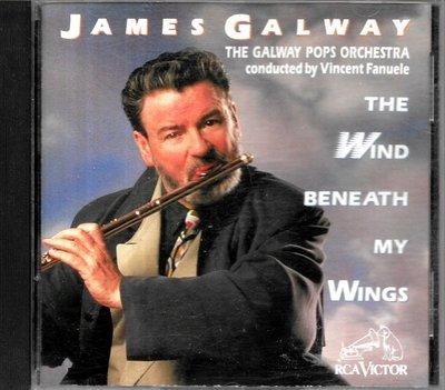 詹姆斯高威James Galway / Wind Beneath My Wings(美版)