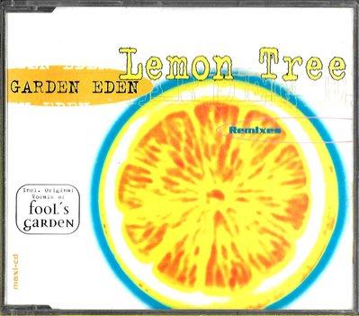Garden Eden / Lemon Tree(單曲)
