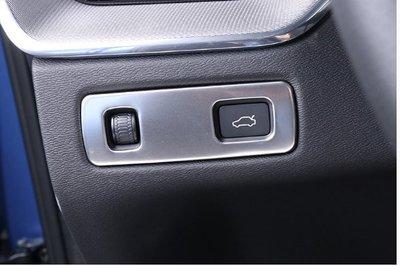 懂車帝 18-19款VOLVO沃爾沃XC60內飾改裝xc60裝飾汽車用品 大燈控制面板貼銀色磨砂飾框