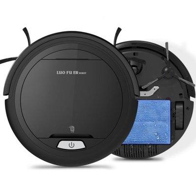 現貨/掃地機器人擦拖地機全自動家用一體智慧吸塵器超薄迷你型 igo/海淘吧F56LO 促銷價