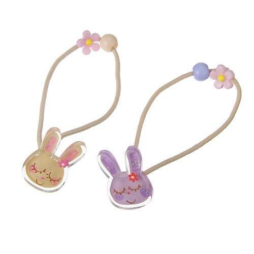 日本製 兔子綁的髮飾