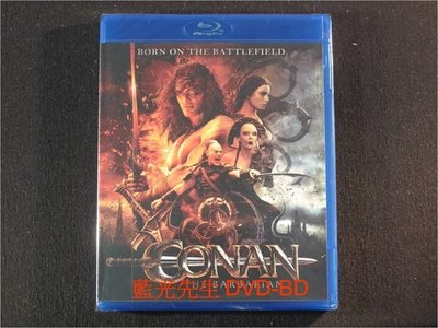 [藍光BD] - 王者之劍 Conan the Barbarian ( 威望公司貨 )