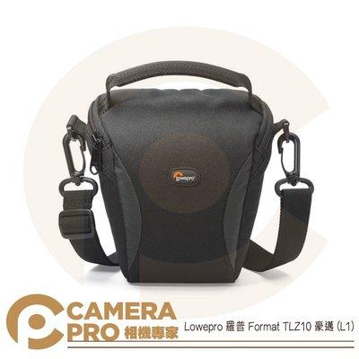 ◎相機專家◎ Lowepro 羅普 Format TLZ10 豪邁 黑 相機包 攝影包 三角包 單肩背 L1 公司貨