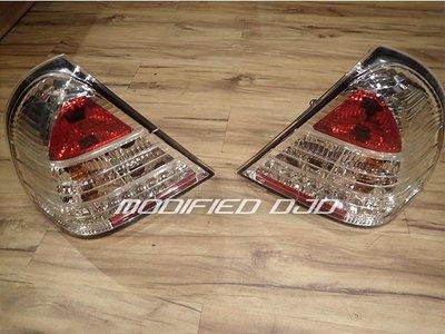 DJD Y0609 BENZ W202 95年 歐規 LED尾燈組