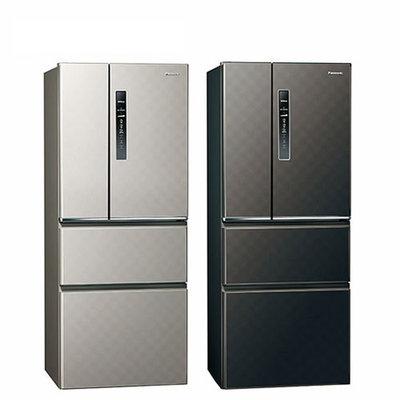 【安心電器】*實體店面*全省服務~國際牌500L 四門電冰箱NR-D500HV,新款NR-D501XV(限時最低價)