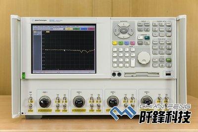 【阡鋒科技 專業二手儀器】安捷倫 Agilent N5230A 4port 300kHz-20GHz 向量網路分析儀