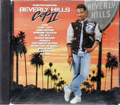Beverly Hills Cop 比佛利山超級警探 電影原聲帶 再生工場3 03