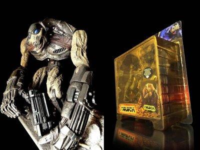 2FTG 櫃 盒黃 : MUTANT EARTH 突變星球 摩洛 MOLOCH  富貴玩具店