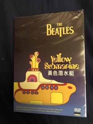 電影狂客/正版DVD台灣三區銷售版披頭四 黃色潛水艇The Beatles Yellow Submarine