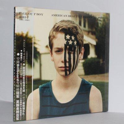 翻鬧小子 Fall Out Boy 美國美人 美國瘋子 星外星發行CD