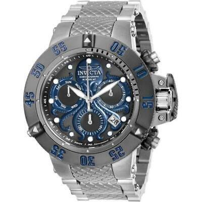 《大男人》Invicta Subaqua III #6133瑞士大錶徑50MM個性潛水錶,章魚圖騰非常漂亮(賣場皆現貨)