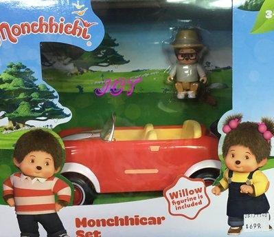 JCT MONCHHICHI—WILLOW 汽車組 815136