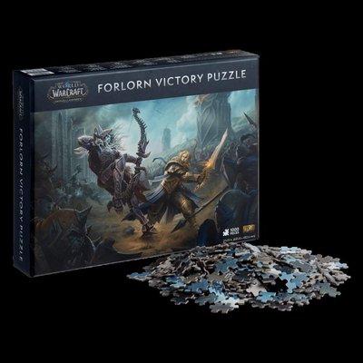 【丹】暴雪商城_World of Warcraft Forlorn Victory 魔獸世界 決戰艾澤拉斯 拼圖