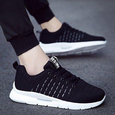 鞋子男士運動休閑鞋男新款增高跑步學生鞋帆布鞋男鞋冬季潮鞋
