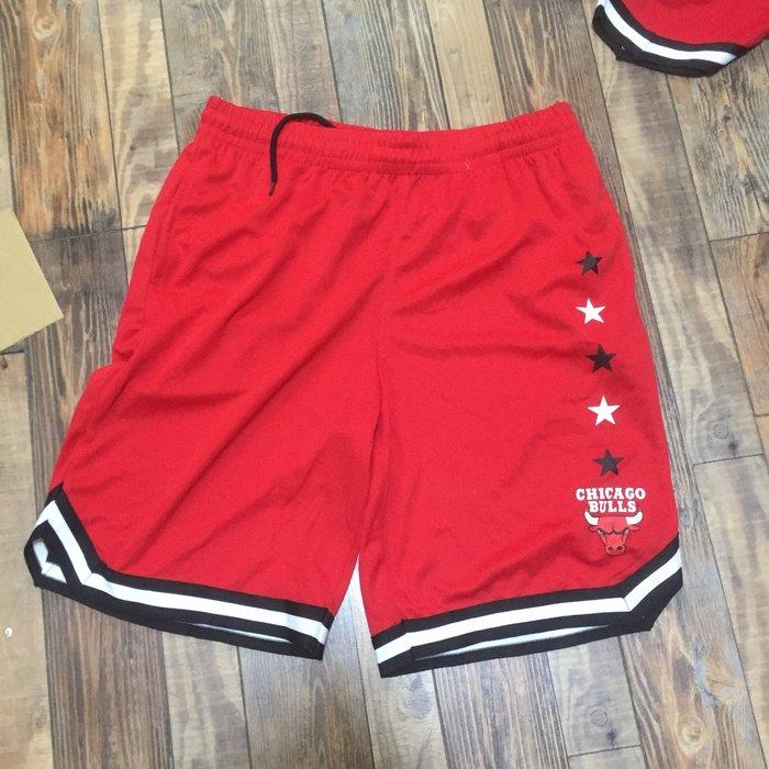 NBA美國代購正品 公牛隊Jordan 喬丹 Pippen 羅得曼Rodman  Rose Wade 林書豪 籃球短褲