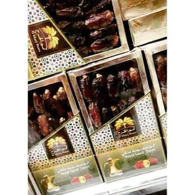 好吃!阿拉伯中東 特級帶籽椰棗 蜜棗 大顆粒 禮盒