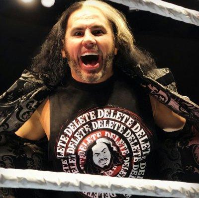 [美國瘋潮]正版 WWE Matt Hardy Woken Warrior T-shirt 覺醒勇士最新衣服Delete