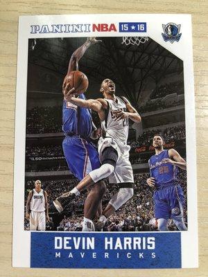 Devin Harris #80 2015-16 Panini NBA Hoops