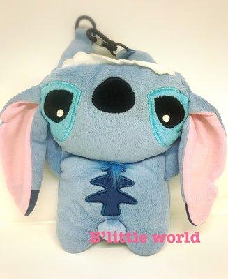 *B' Little World *[現貨]東京迪士尼專賣店限定商品/史迪奇趣味卡套包/東京連線