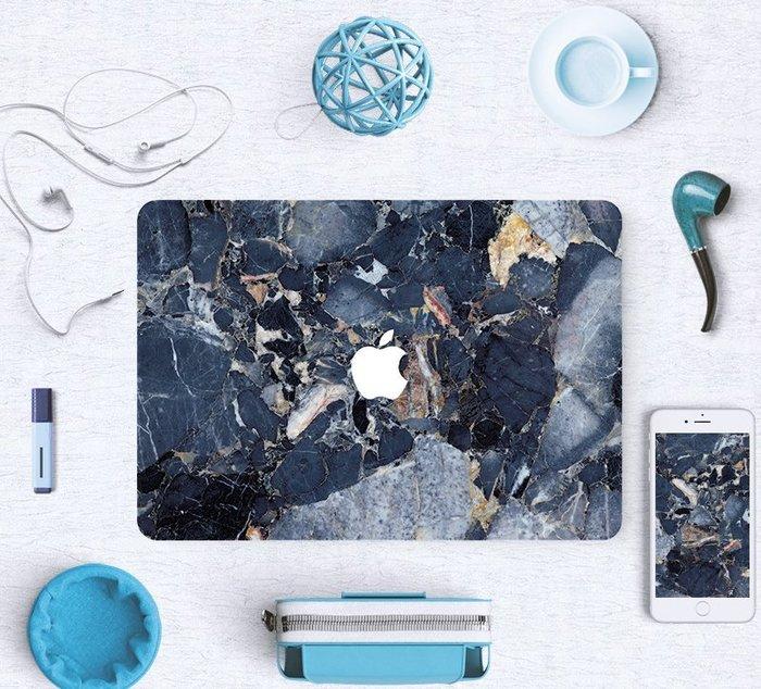 【小宇宙】大理石 冰島系列  Macbook Air Mac Pro Retina 12/13/15 保護套 貼膜 包膜