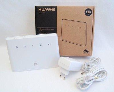 華為 Huawei B310s-22 送天線 含電話接孔 4G WiFi分享器 B315s-607 B310as-852