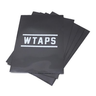 WTAPS THE CONVENI X WTAPS CLEAR FILES  資料夾 A4 全新現貨