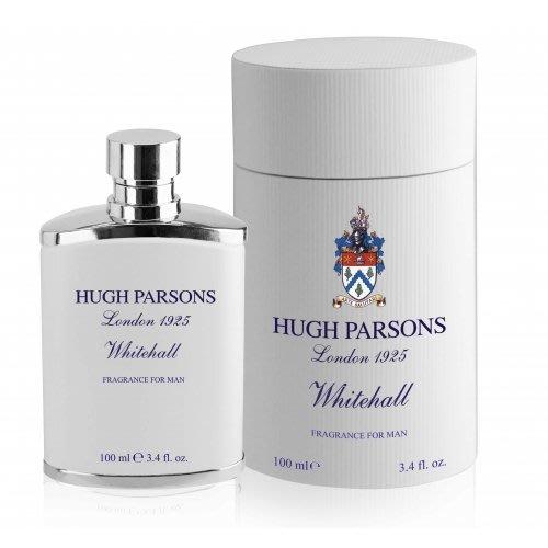 ◇MOLI 莫麗◇Hugh Parsons Whitehall 白色聖殿男性淡香精 100ml-24/1
