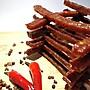 -厚切豬肉條/豬肉乾(180公克裝)-埔里酒廠糖的魔術師出品,嚴選國產豬腿肉,獨家醬料醃製,再以炭火直烤鎖住豬肉原香。