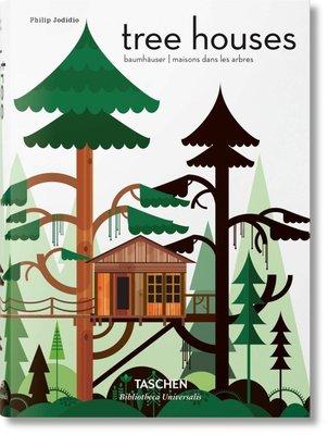 TASCHEN原版 Tree Houses: Fairy Tale Castles in the Air樹屋空中的神話