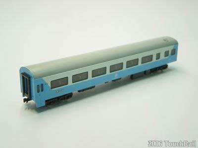 全新【鐵支路限量珍藏】台鐵復興號客車廂40SP20000型!下標就賣!免運費!