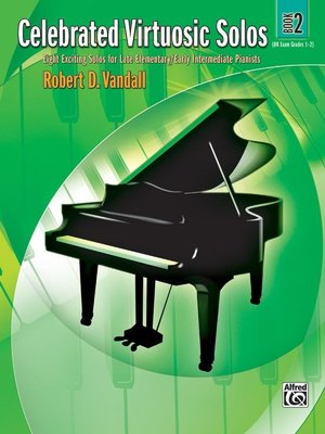 【599免運費】Celebrated Virtuosic Solos, Book 2  Alfred 00-27811