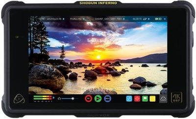 九晴天 租螢幕、monitor出租、租監視器 出租~Atomos Shogun INFERNO 4K 七吋