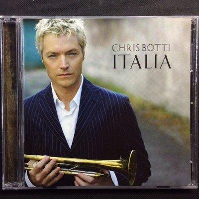 Chris Botti克里斯波提/小號(小喇叭)-Italia義大利風情 波伽利/狄恩馬汀 英國Decca唱片