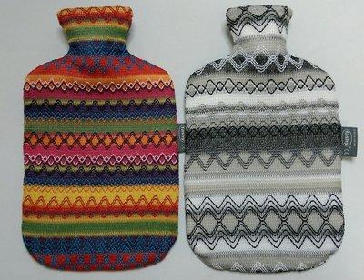 【宇冠】德國fashy 秘魯圖騰圓設計 2L冷/熱水袋,特價優惠$750元
