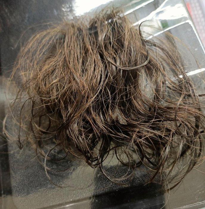 339短髮捲髮片