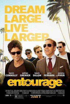 【藍光電影】色欲荷裡活 Entourage (2015)美國最新賣座喜劇片,熱門劇集首部劇場版大電影 76-079