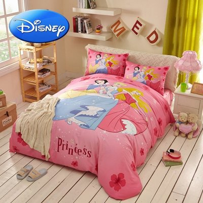 美麗三公主Disney迪士尼兒童床上用...