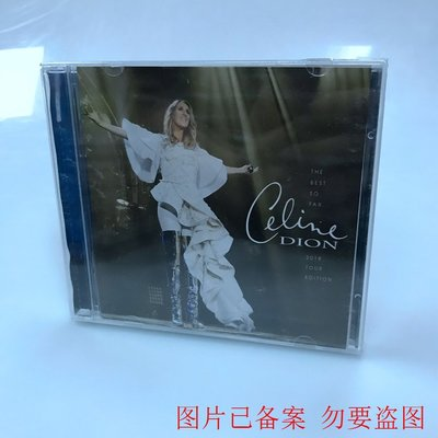 全新未拆封 席琳·迪翁  Best so Far…2018 Tour Edition 音樂CD
