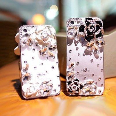 【衝評價 賠本出售】 iphone7 X手機殼 HTC 三星 SONY水晶 最新款手機殼 山茶花保護套A001