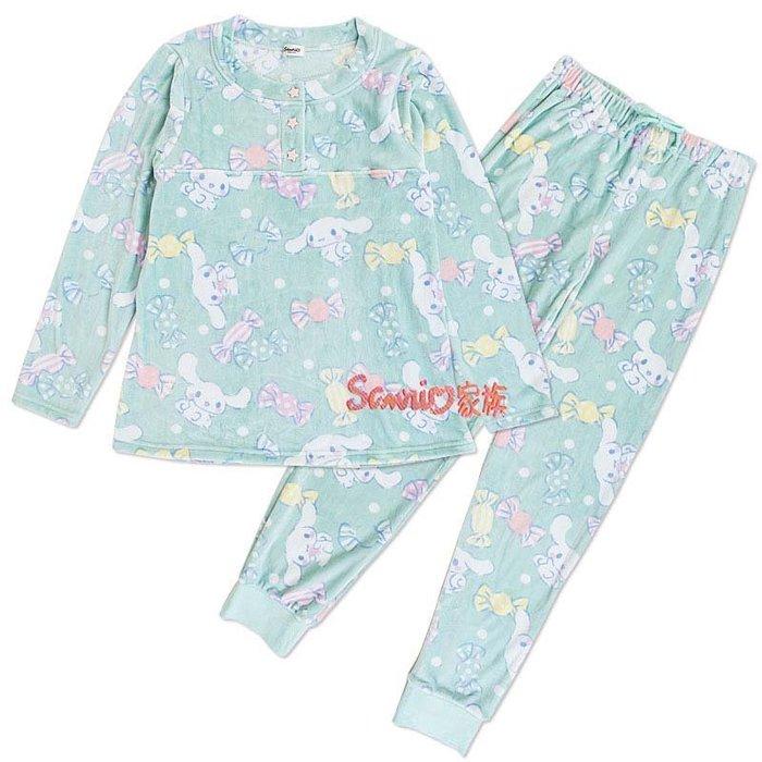 《東京家族》現貨日本三麗鷗 大耳狗 成套睡衣組長袖 睡衣睡褲