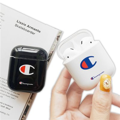 ins潮牌airpods保護套蘋果airpod2無線耳機盒個性創意保護殼潮