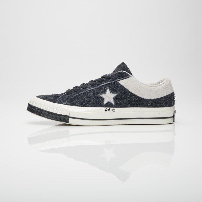 【美國鞋校】代購 159248C CLOT x Converse One Star 太極 陳冠希 黑 白
