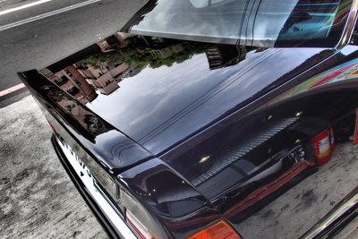 DJD20100936 BENZ W124 4門 AMG 尾翼套件
