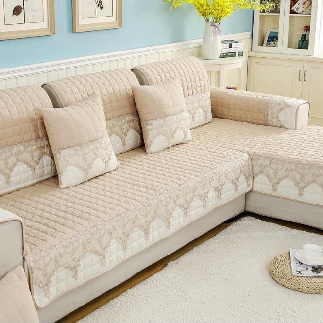 四季通用沙發墊 防滑沙發墊套 沙發罩 椅墊 歐式全蓋沙發巾 單人 雙人 3人 4人 CX155