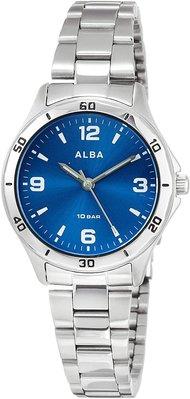 日本正版 SEIKO 精工 ALBA AQQK409 女錶 手錶  日本代購