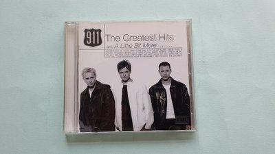 【鳳姐嚴選二手唱片】 911合唱團 / The Greatest Hits and A little Bit More
