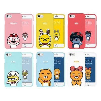 KAKAO FRIENDS M 軟殼 手機殼│iPhone 6 6S 7 8 Plus│z7854