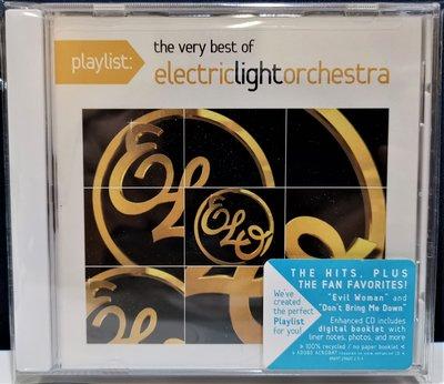 ELECTRIC LIGHT ORCHESTRA電光合唱團/THE VERY BEST OF 精選輯 【全新已拆美版】