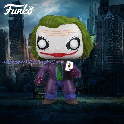 ∞Anime∞FUNKO POP DC系列蝙蝠俠超人黑暗騎士小丑卡通手辦公仔玩偶人仔
