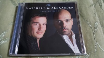 R西洋團(二手CD)MARSHALL & ALEXANDER~HAND IN HAND~(字)